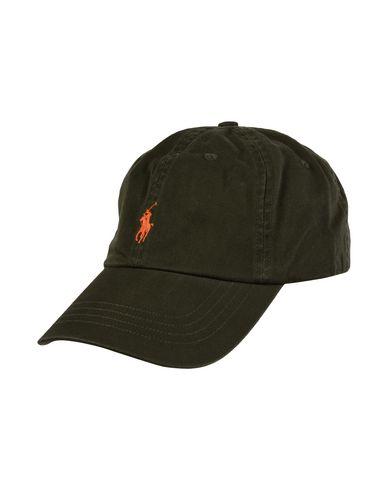 8275f954275 Polo Ralph Lauren Cotton Chino Cap - Hat - Men Polo Ralph Lauren ...