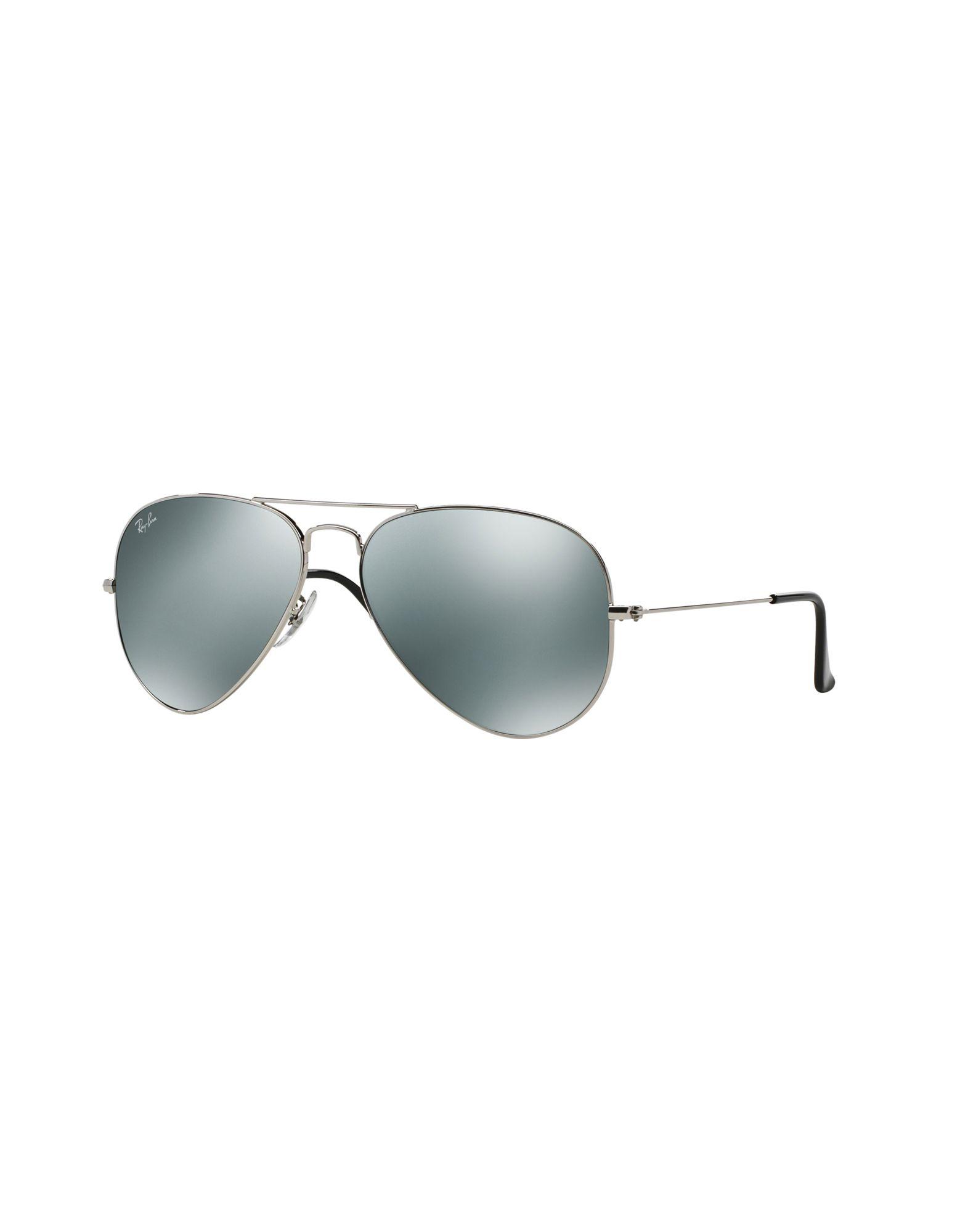 Occhiali Da Sole Ray-Ban Rb3025 Aviator Large Metal - Uomo - Acquista online su
