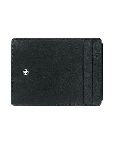 ee3b254091 Portafoglio Montblanc Meisterstück Pocket 4Cc Id Card Black - Uomo ...
