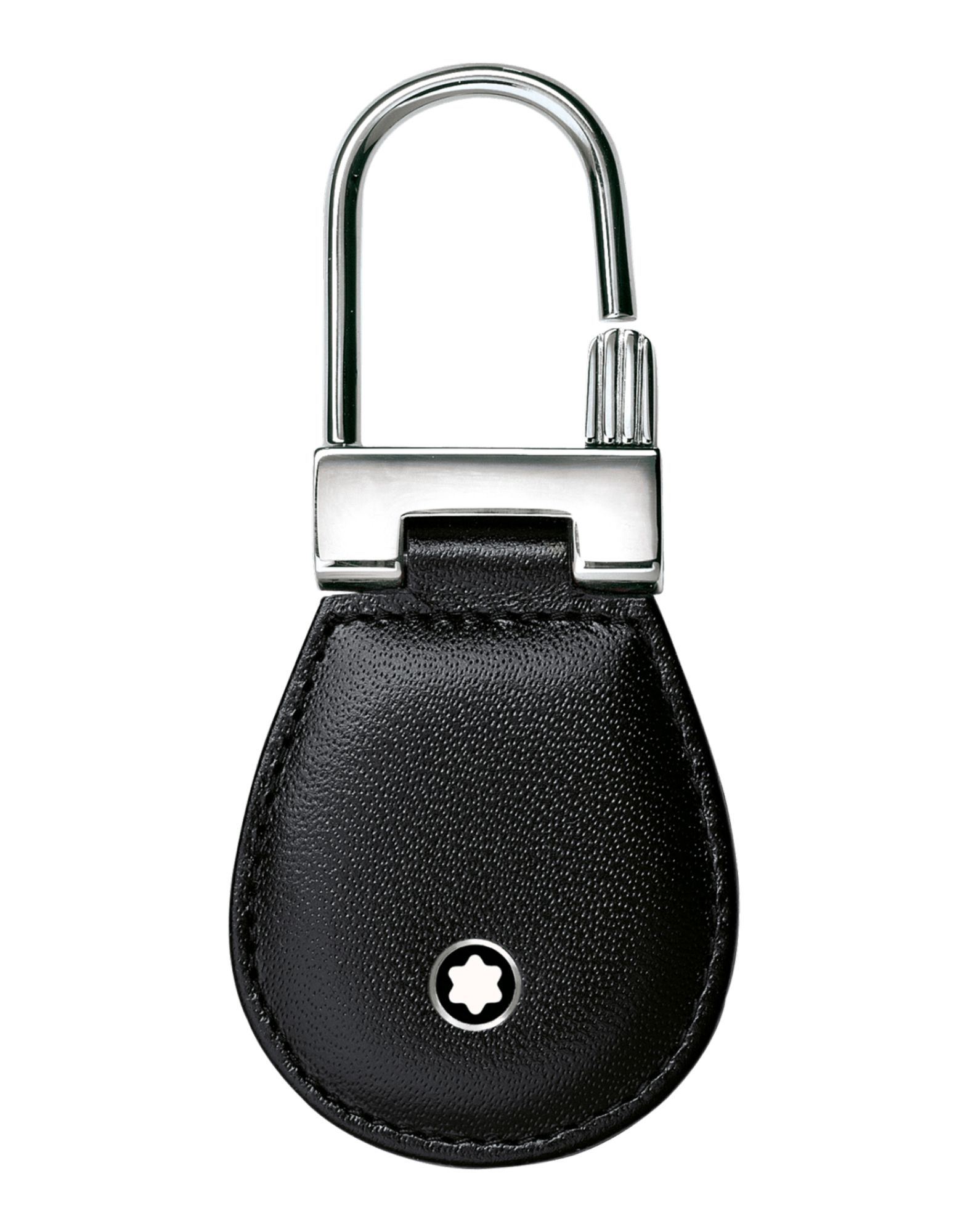 Portachiavi Montblanc Meisterstück Key Fob Black - Uomo - Acquista online su
