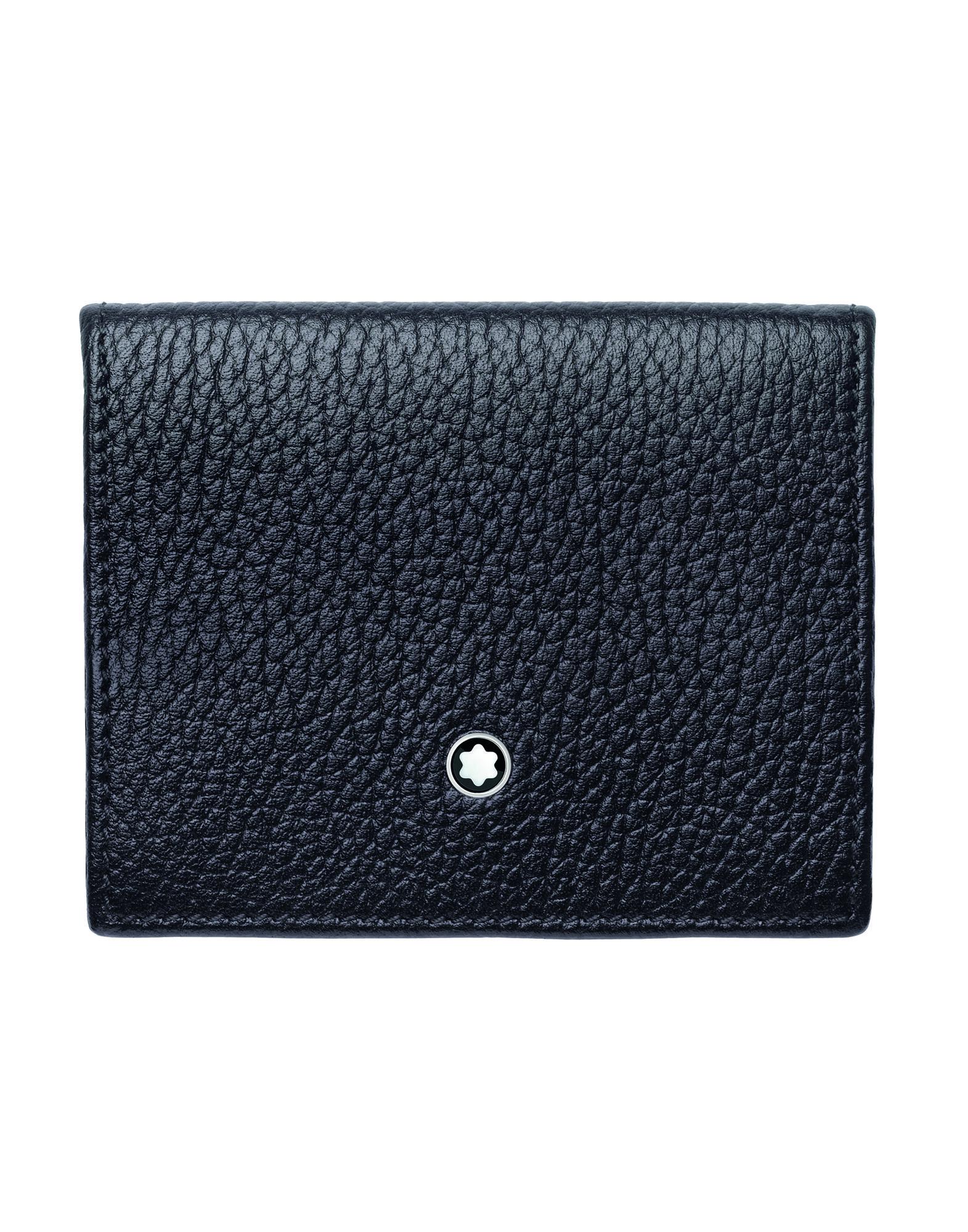 Portafoglio Montblanc Meisterstück Soft Grain Coin Case Black - Uomo - Acquista online su