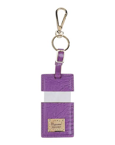 Dsquared2 Key Ring, Purple