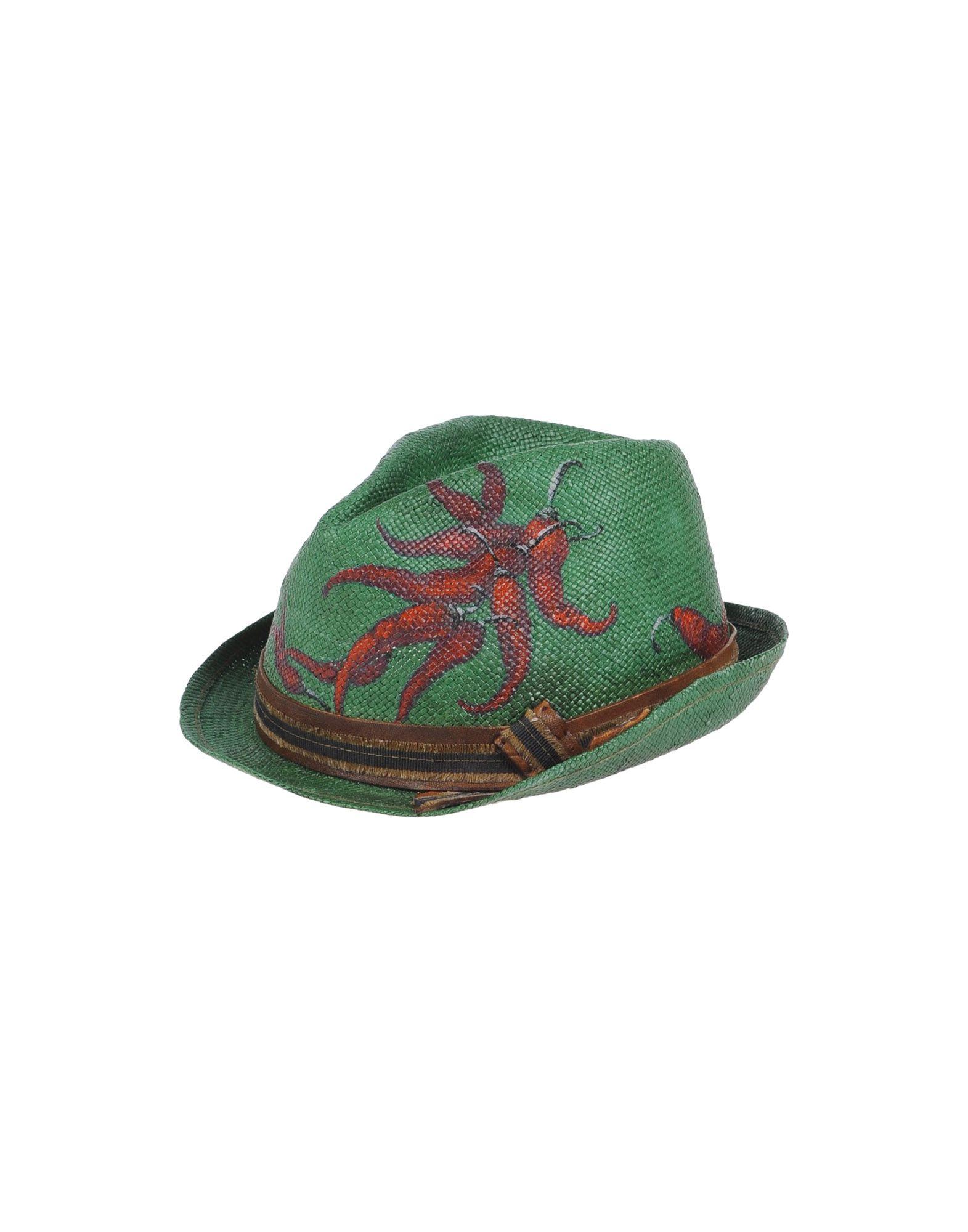 Move Officine Del Cappello Hat - Women Move Officine Del Cappello ... b406764c627a