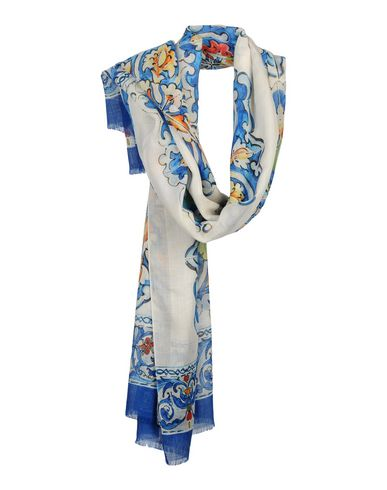 Dolce & Gabbana Scarves In Blue