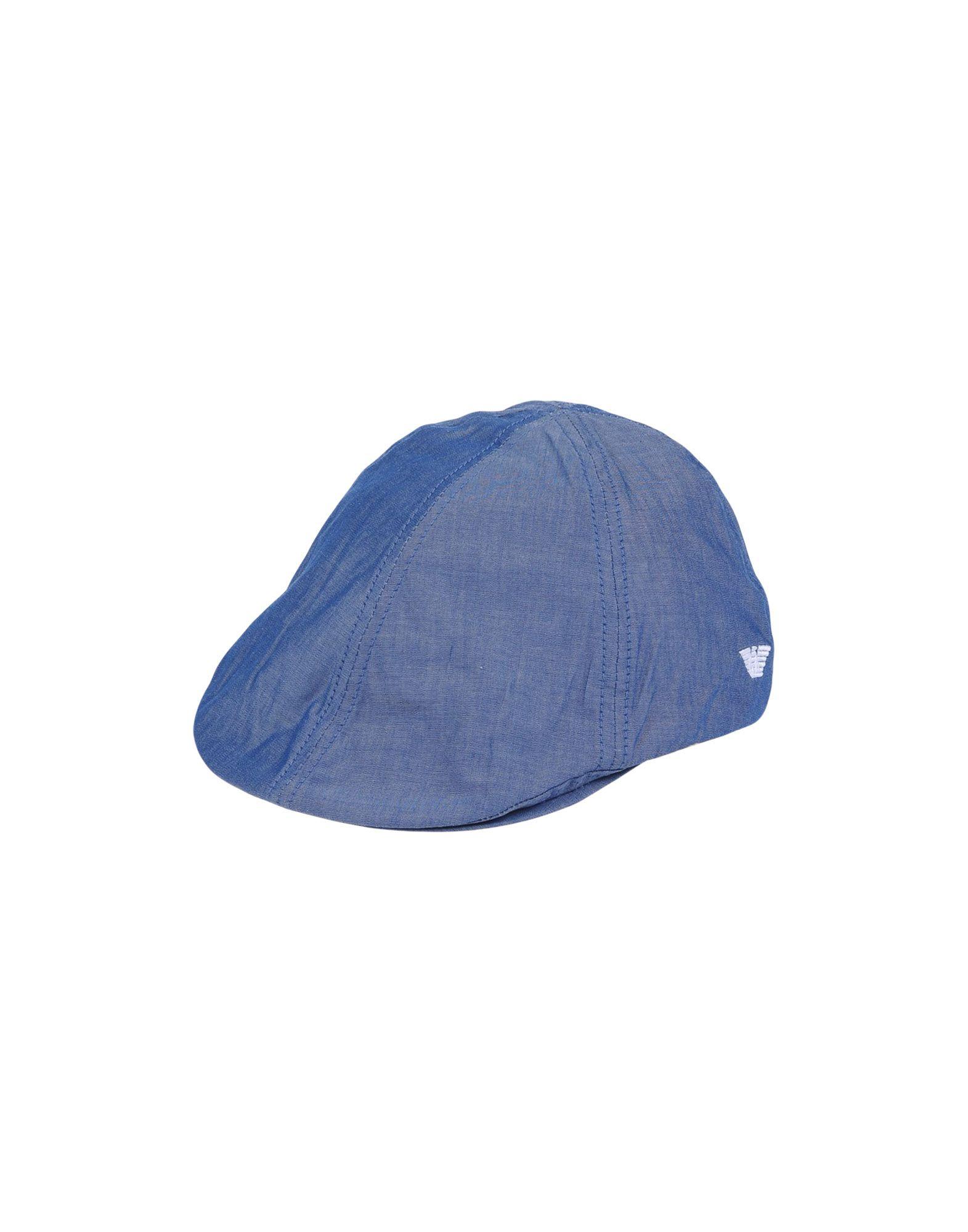 4709562cae1f97 Armani Junior Hat Boy 3-8 years online on YOOX United Kingdom