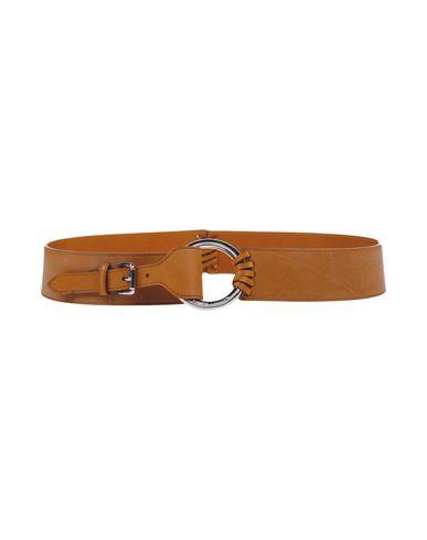 RALPH LAUREN BLACK LABEL - High-waist belt