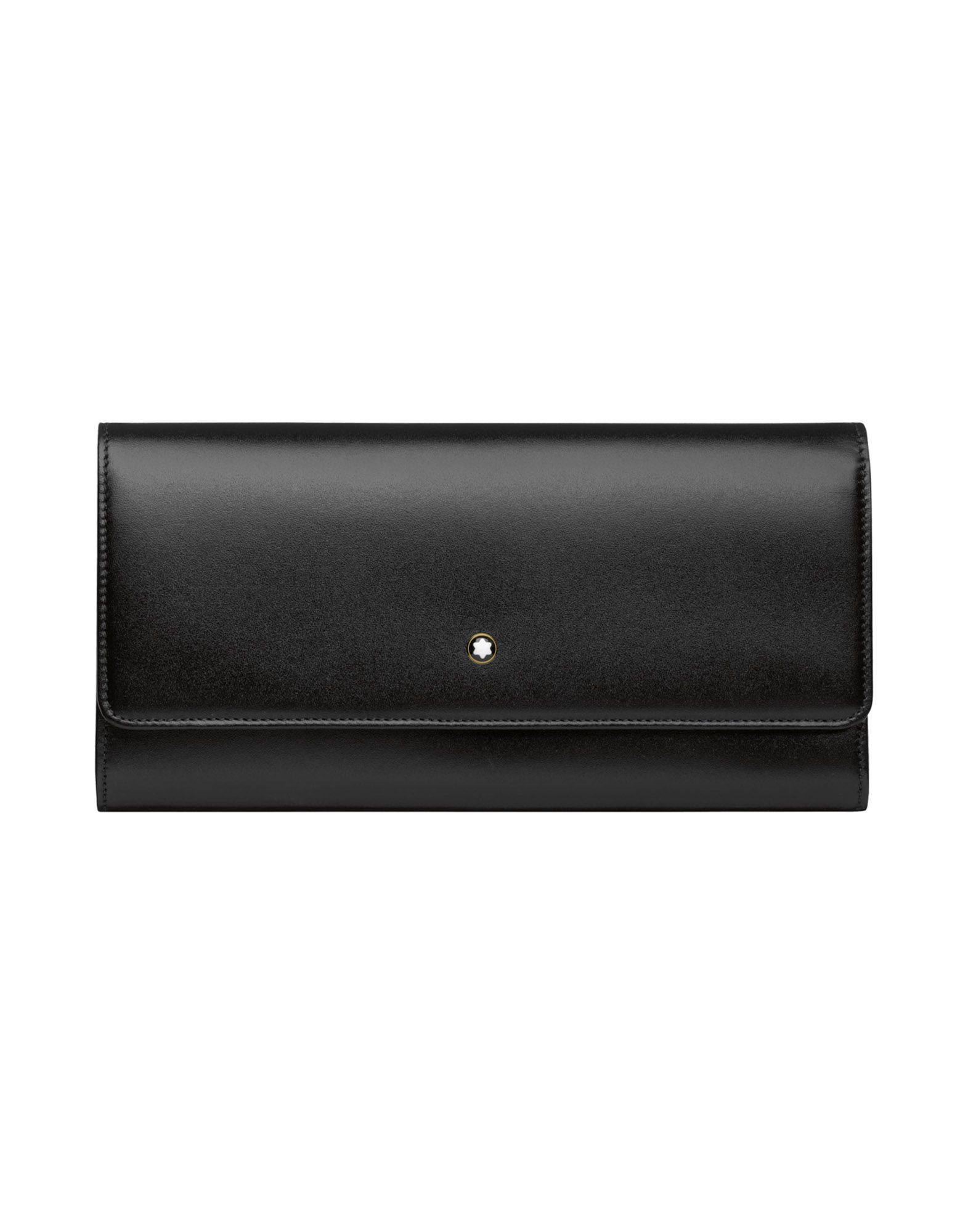 Portafoglio Montblanc Meisterstück Long Wallet 10 Cc With Flap - Donna - Acquista online su