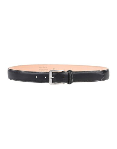 PAUL SMITH Leather Belt at yoox.com