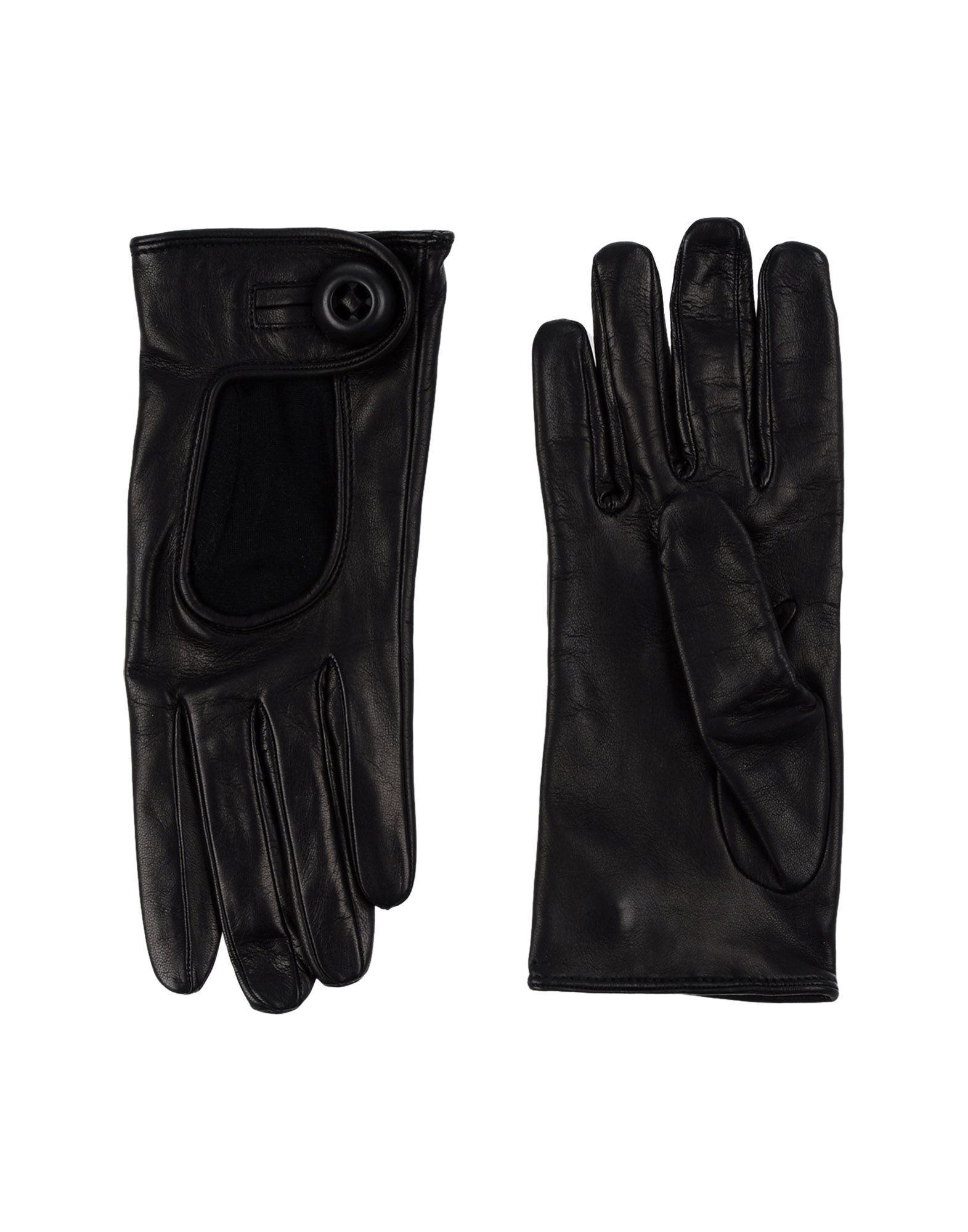 Prada mens leather gloves - Prada Women Spring Summer And Fall Winter Collections Gloves On Sale Online On Yoox