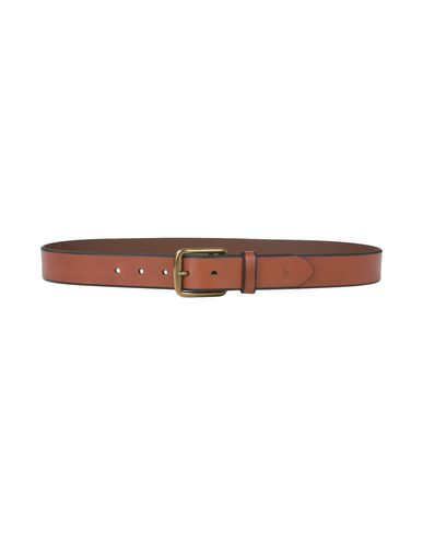 57f38926f783 Ceinture En Cuir Polo Ralph Lauren Saddle Leather Belt - Femme ...