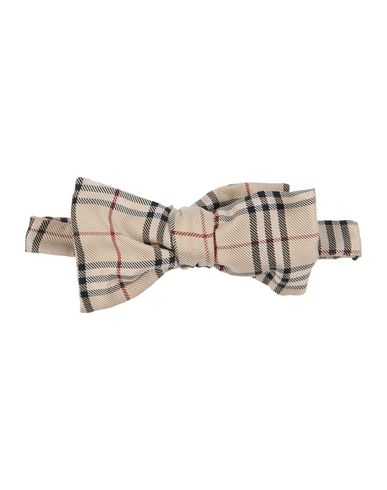 BURBERRY Bow Tie in 베이지