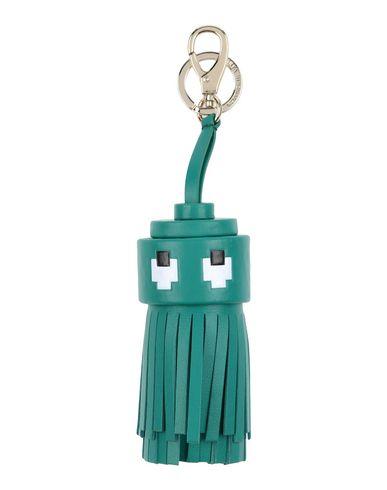 Ghost Tassel Key Chain, Green