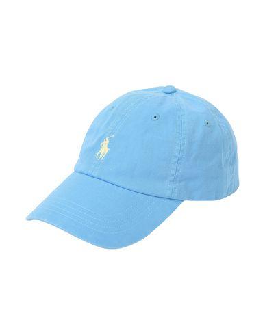 plus grand choix meilleure vente vente chaude en ligne Chapeau Polo Ralph Lauren Cotton Chino Cap - Homme ...