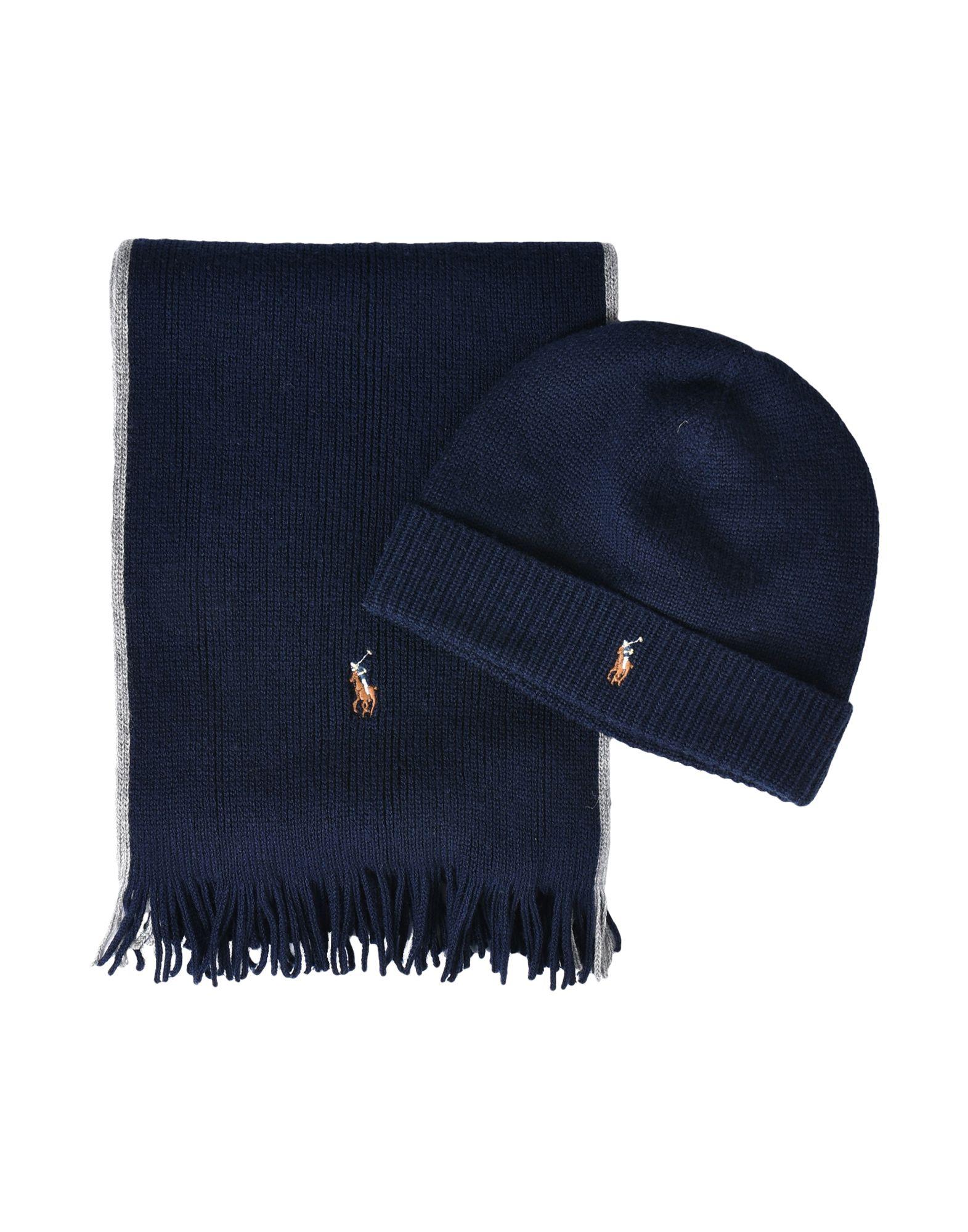 Cappello Polo Ralph Lauren Wool Polo Set - Uomo - Acquista online su