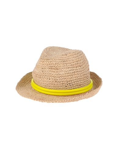 TRACY WATTS Hat in Yellow