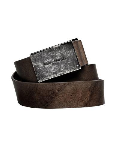 b2ff451df66 MAISON MARGIELA Leather belt - Belts   YOOX.COM