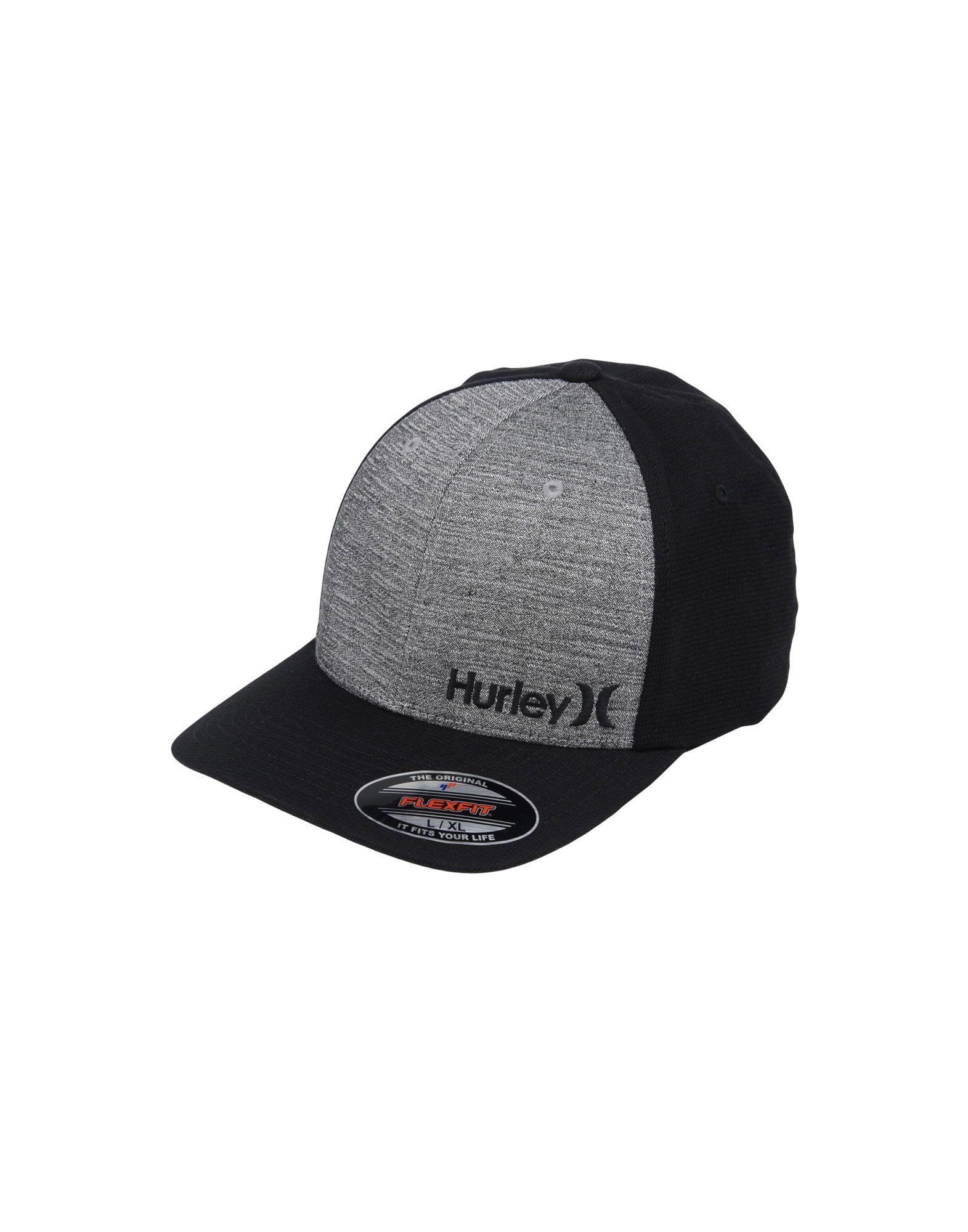 df45c0cb9 Hurley Hat - Men Hurley Hats online on YOOX Hong Kong - 46541771