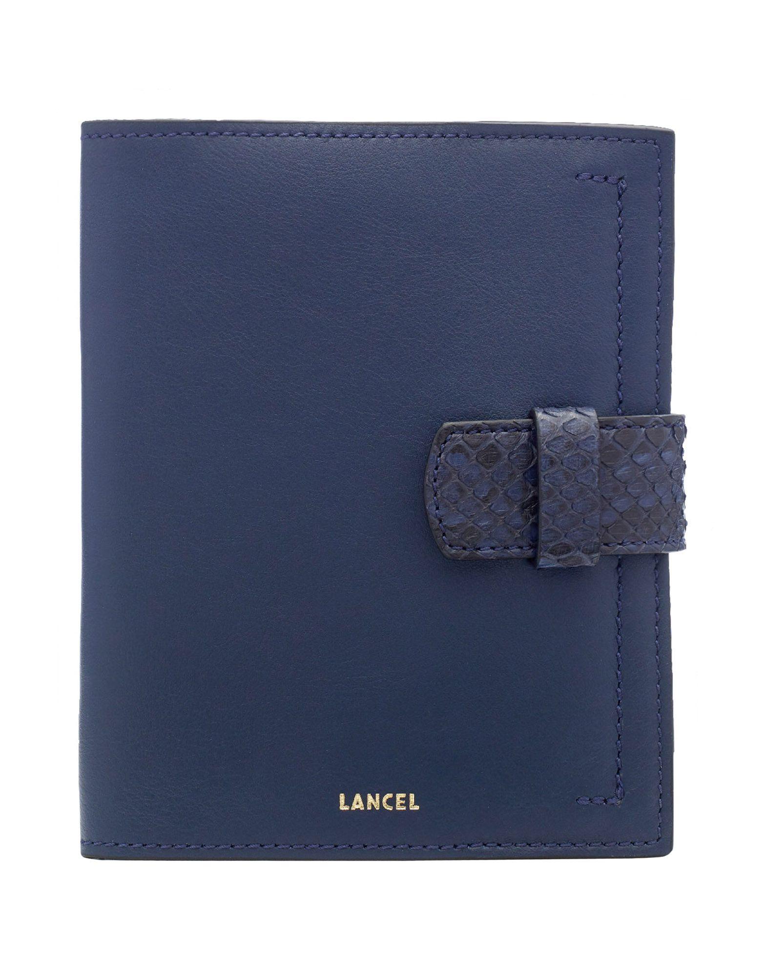 Portadocumenti Lancel Jules Python/Cuir Lisse - Uomo - Acquista online su