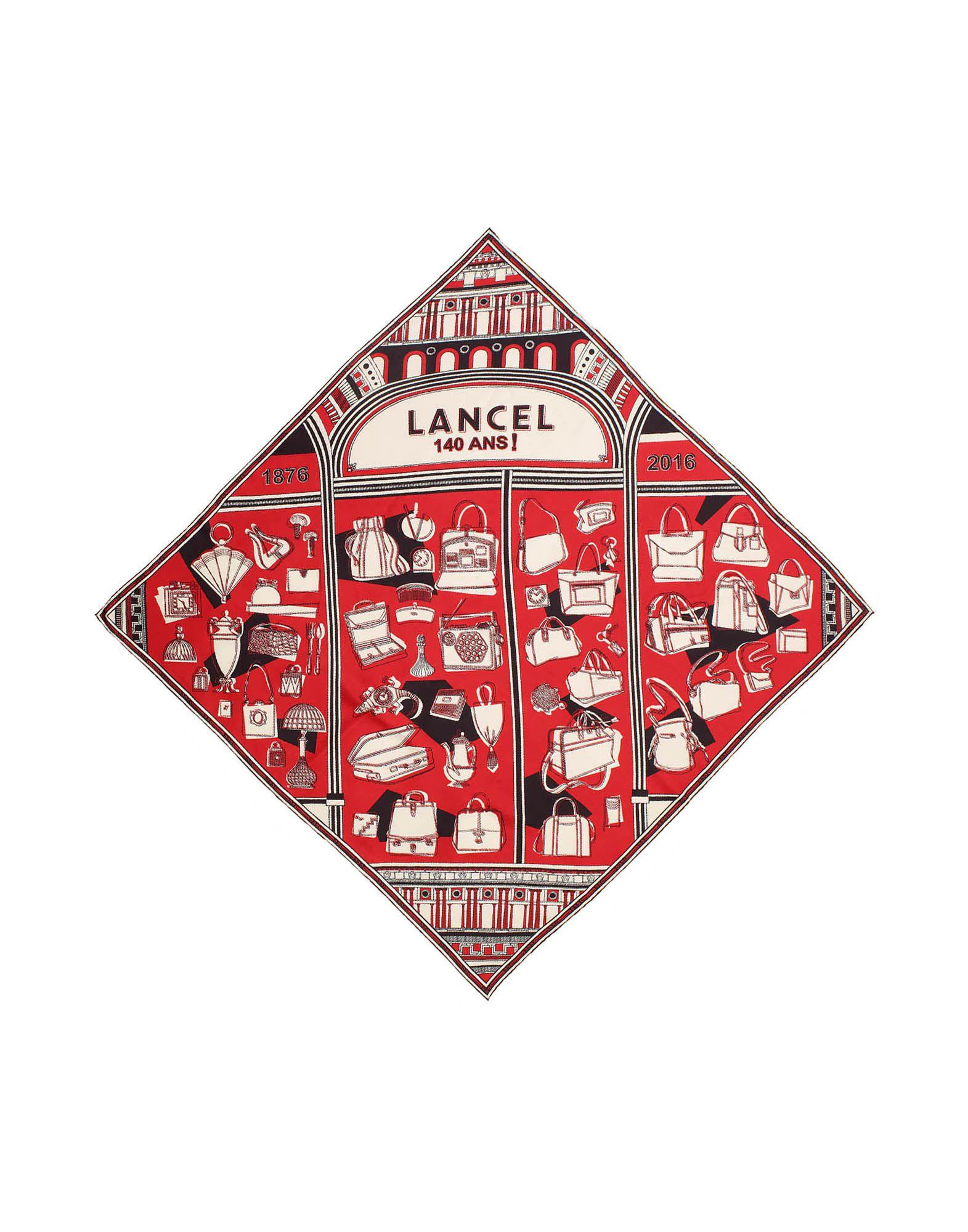 Foulard Lancel Motif 140 Ans Imprime - Donna - Acquista online su
