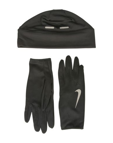 Nike Men s Run Dri-Fit Hat And Glove Set - Gloves - Men Nike Gloves ... 7b0e22b92bc