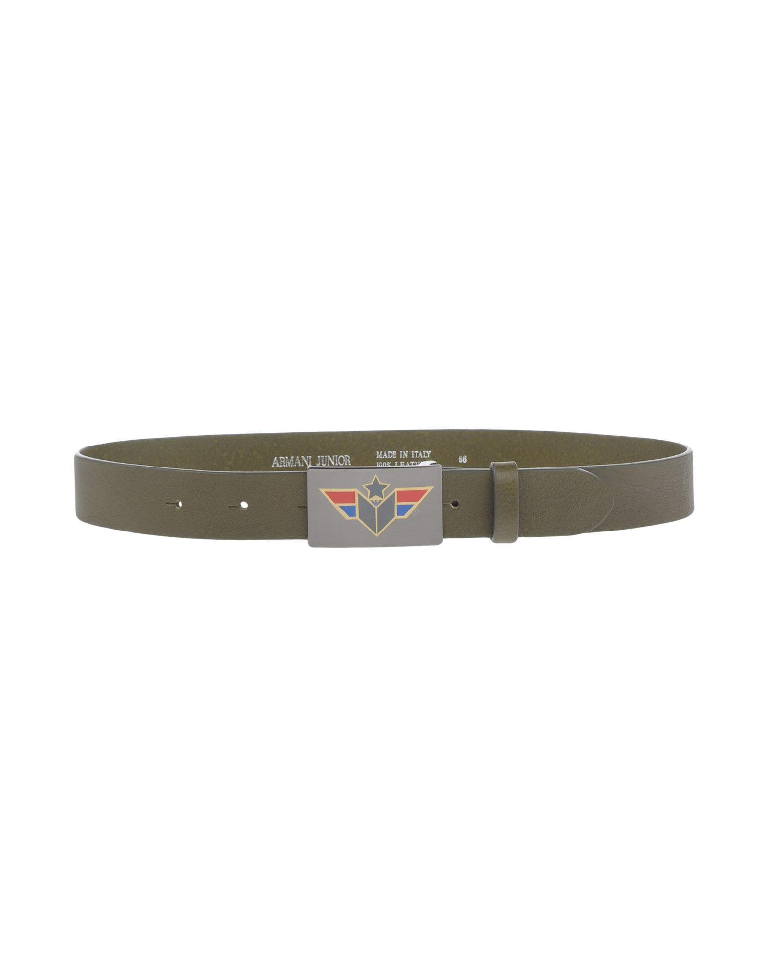 check-out 5fa13 3bb57 Cintura In Pelle Armani Junior Bambino 3-8 anni - Acquista ...