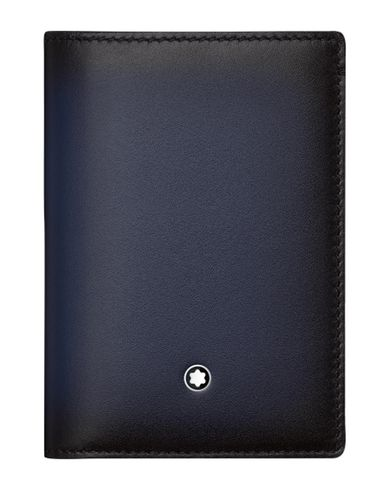 miglior servizio f4c93 4a053 MONTBLANC Document holder - Small Leather Goods   YOOX.COM