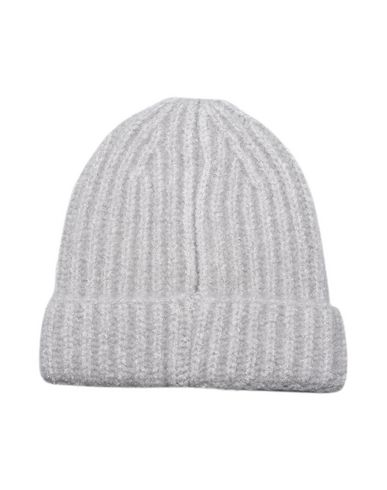 French Connection Cashmere Feel Ribbed Beanie - Hat - Women French ... 9dc4bddeed7