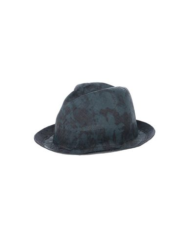 REINHARD PLANK Hat in Slate Blue