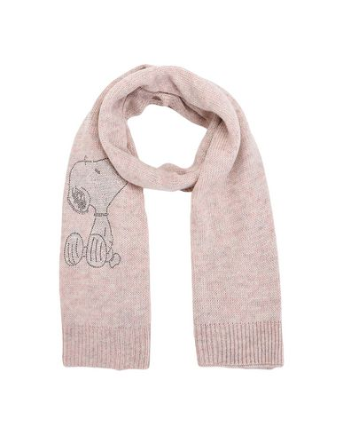 CODELLOKNITTED SCARF SNOOPY カラー&マフラー