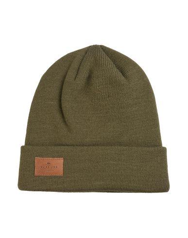 Cappello Quiksilver Brigade Beanie - Uomo - Acquista online su YOOX ... b9e06527c433