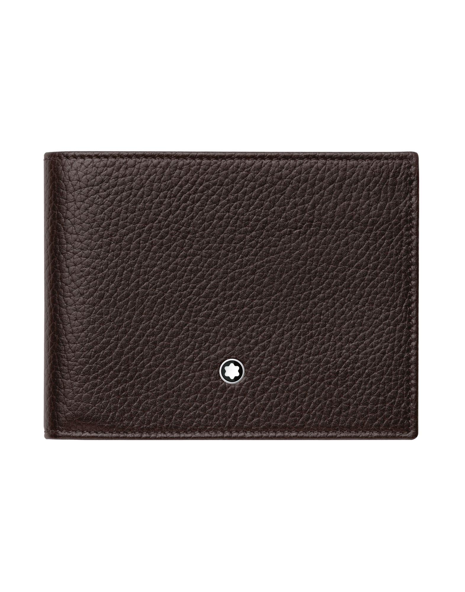 Portafoglio Montblanc Meisterstuck Soft Grain Wallet 6Cc - Uomo - Acquista online su