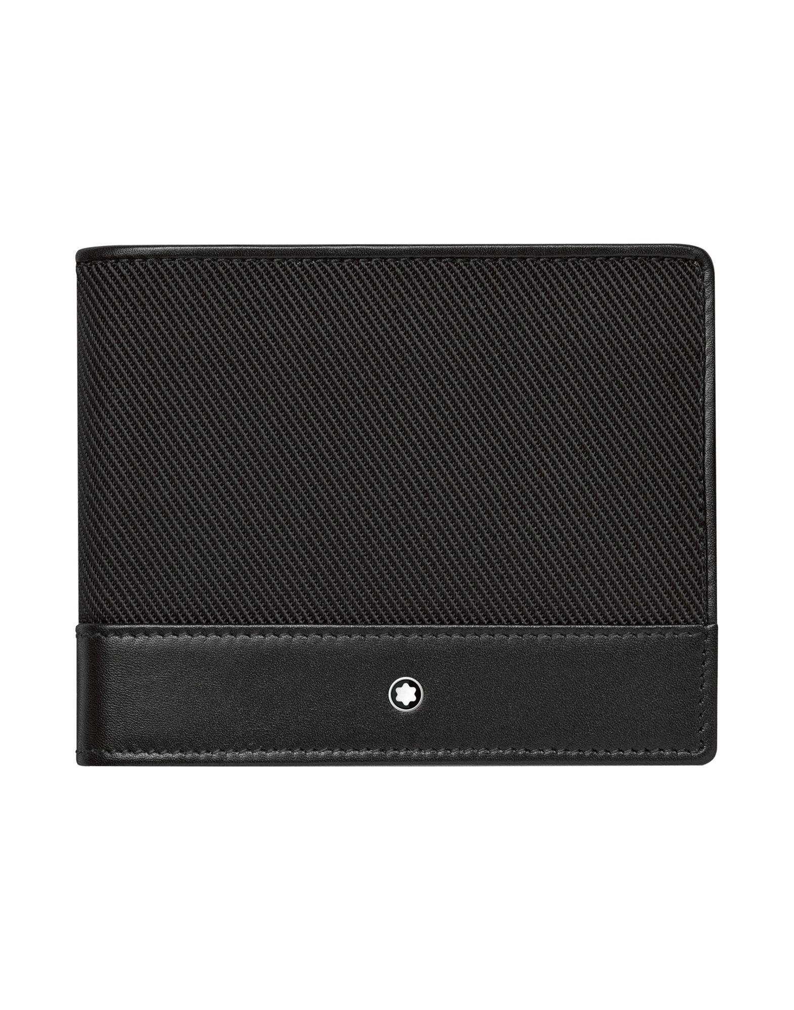 Portafoglio Montblanc Nightflight Wallet 6Cc - Uomo - Acquista online su