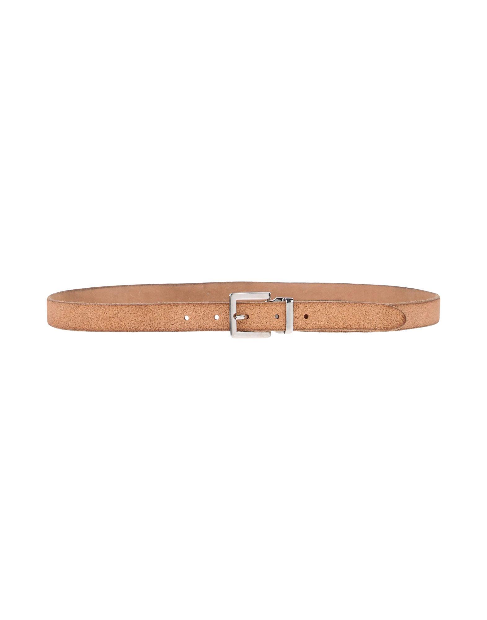 Cintura In Pelle Dolce & Gabbana Uomo - Acquista online su