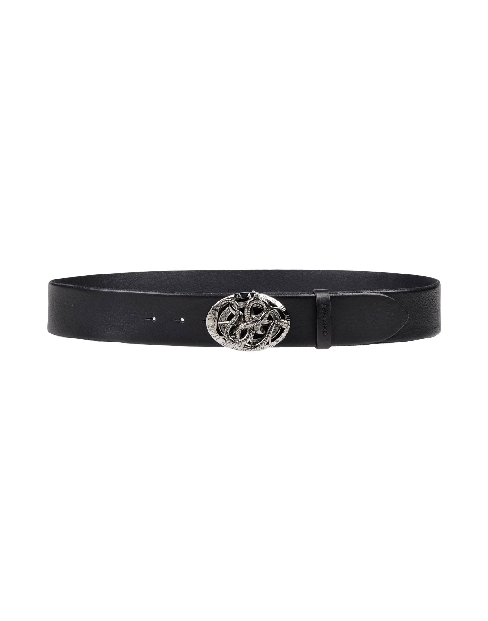 Cintura In Pelle Roberto Cavalli Uomo - Acquista online su