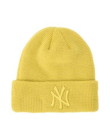 New Era Essential Waffle Knit New York Yankees - Hat - Men New Era ... 77c33a68ac0