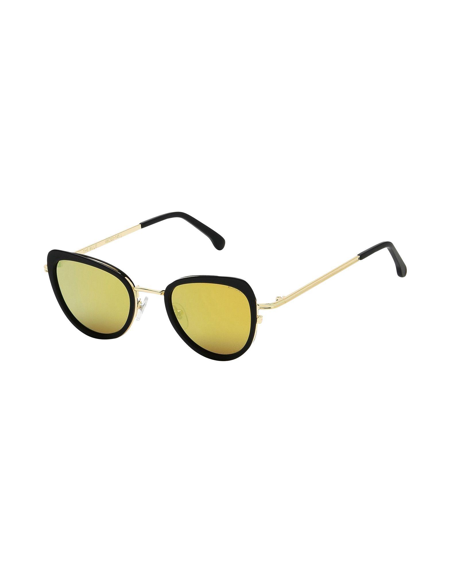 Occhiali Da Sole Komono Billie - Black Gold - Uomo - Acquista online su