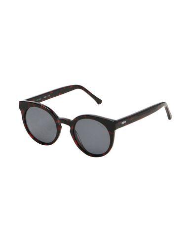 billig nedtellingen pakke footaction Komono Lulu - Røde Skilpadde Solbriller Q50FnK