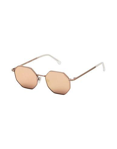 KOMONO MONROE - ROSE GOLD MIRROR Gafas de sol