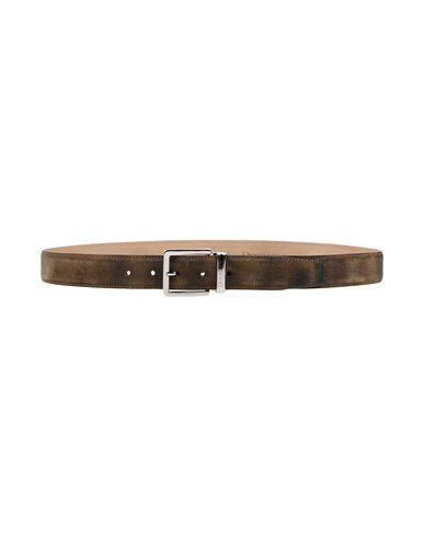 DOUCAL'S - Leather belt