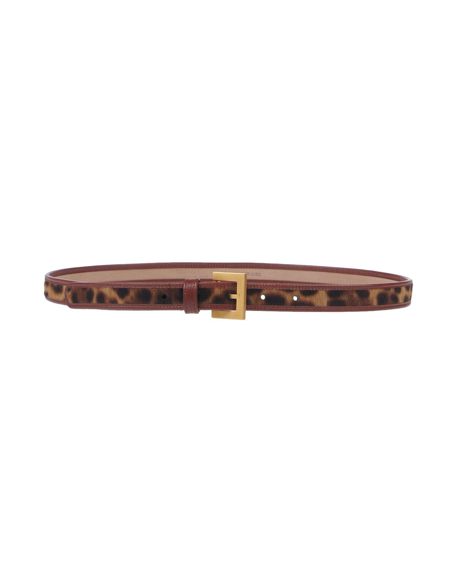 Cintura Dolce & Gabbana Donna - Acquista online su
