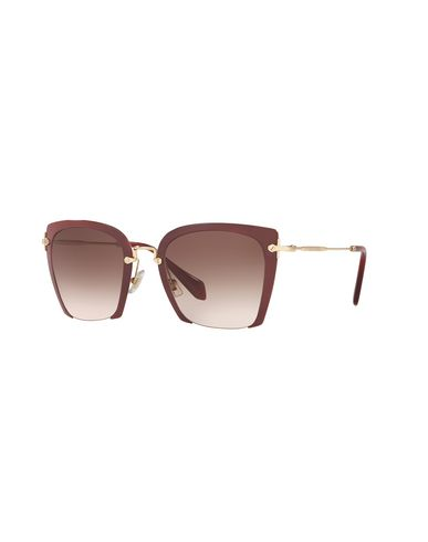 ce708a617a Miu Miu Mu 52Rs - Sunglasses - Women Miu Miu Sunglasses online on ...