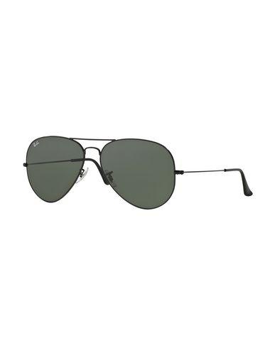 Ray-Ban Rb3026 Aviator Large Metal Ii - Sunglasses - Men Ray-Ban ... 7741e5360b