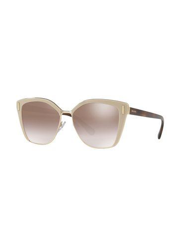 124f63131ba6f Gafas De Sol Prada Pr 56Ts - Mujer - Gafas De Sol Prada en YOOX ...