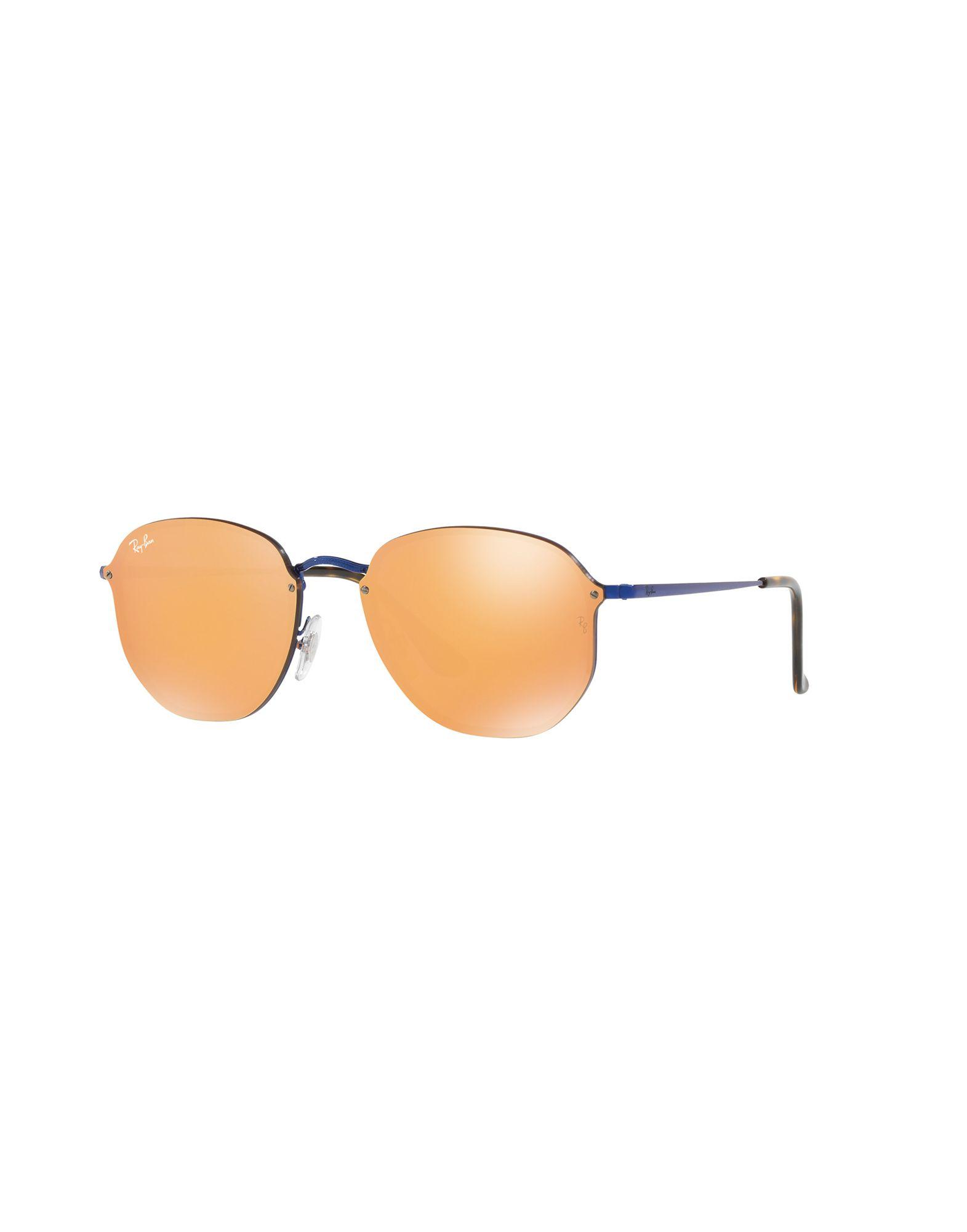 Occhiali Da Sole Ray-Ban Rb3579n Blaze Hexagonal - Uomo - Acquista online su