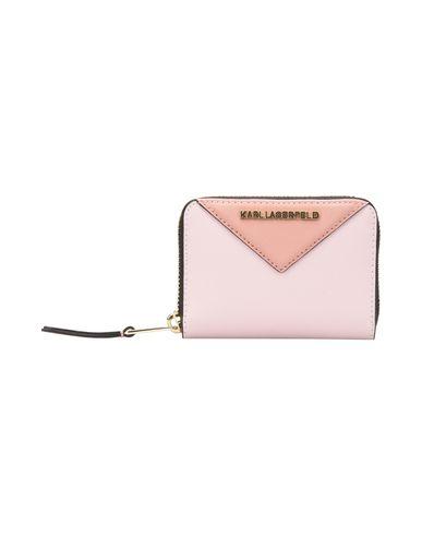 KARL LAGERFELDK/Klassik Sm Zip Around Wallet財布