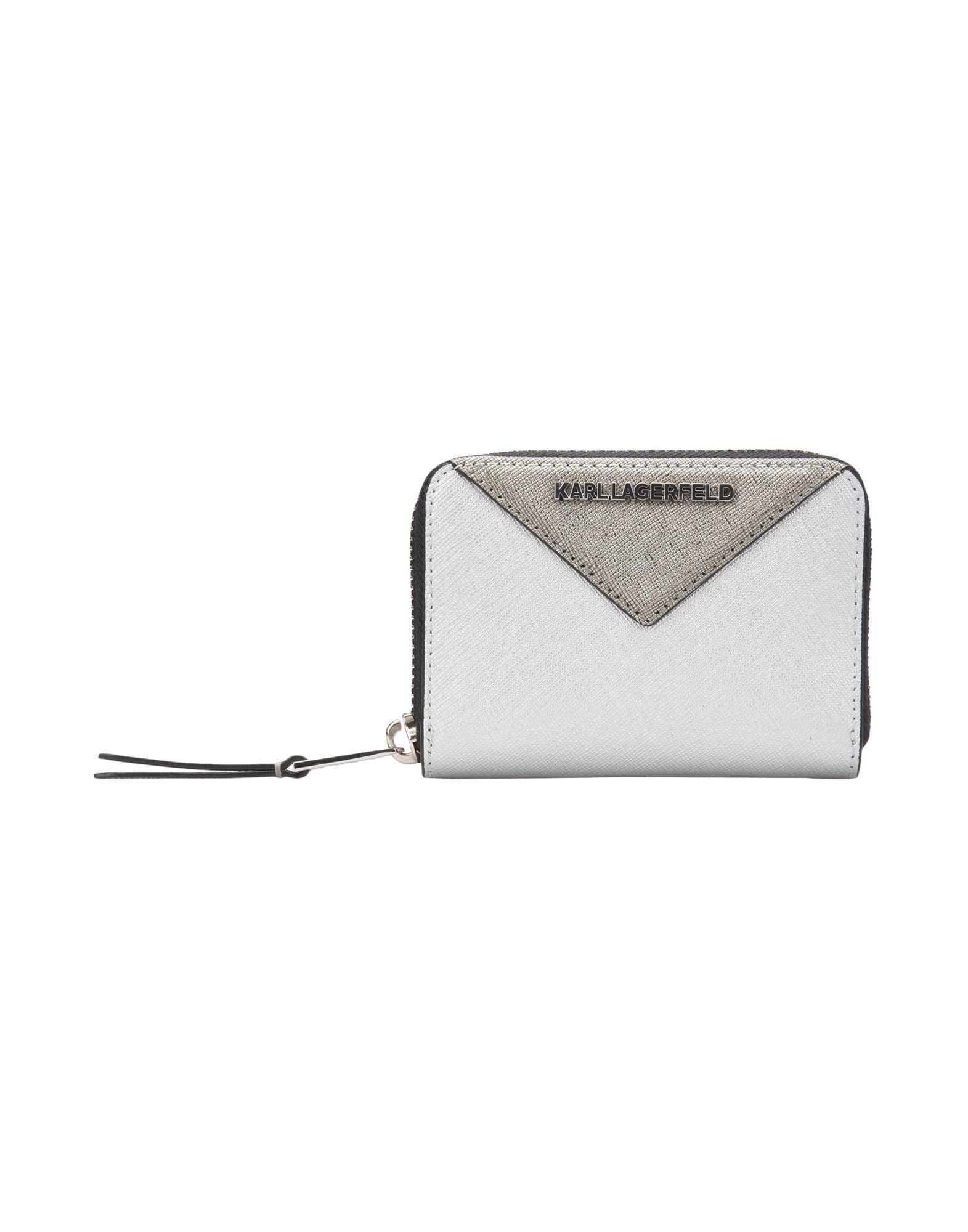 Portafoglio Karl Lagerfeld K/Klassik Sm Zip Around Wallet - Donna - Acquista online su