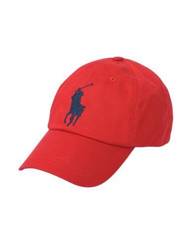 Cappello Polo Ralph Lauren Cotton Chino Cap - Uomo - Acquista online ... ec5aaccb64d4