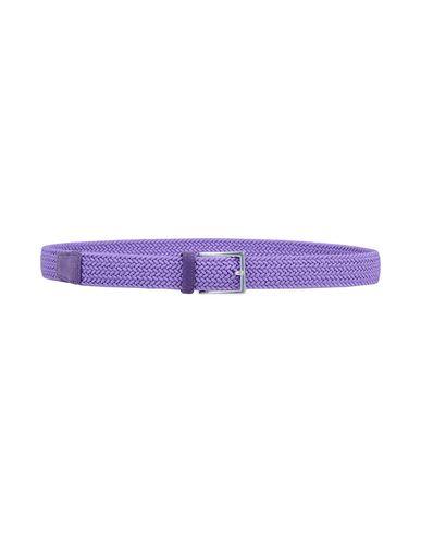 D'AMICO Belts in Purple