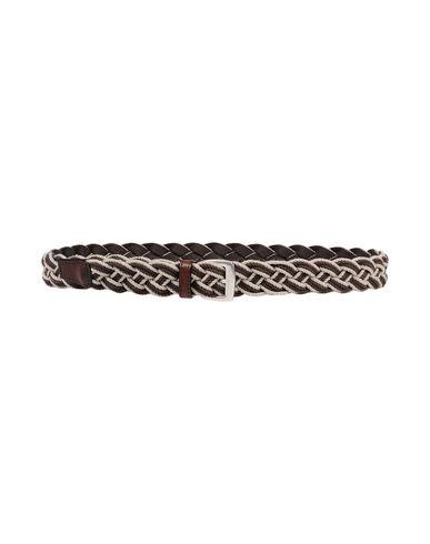 D'AMICO Belts in Dark Brown