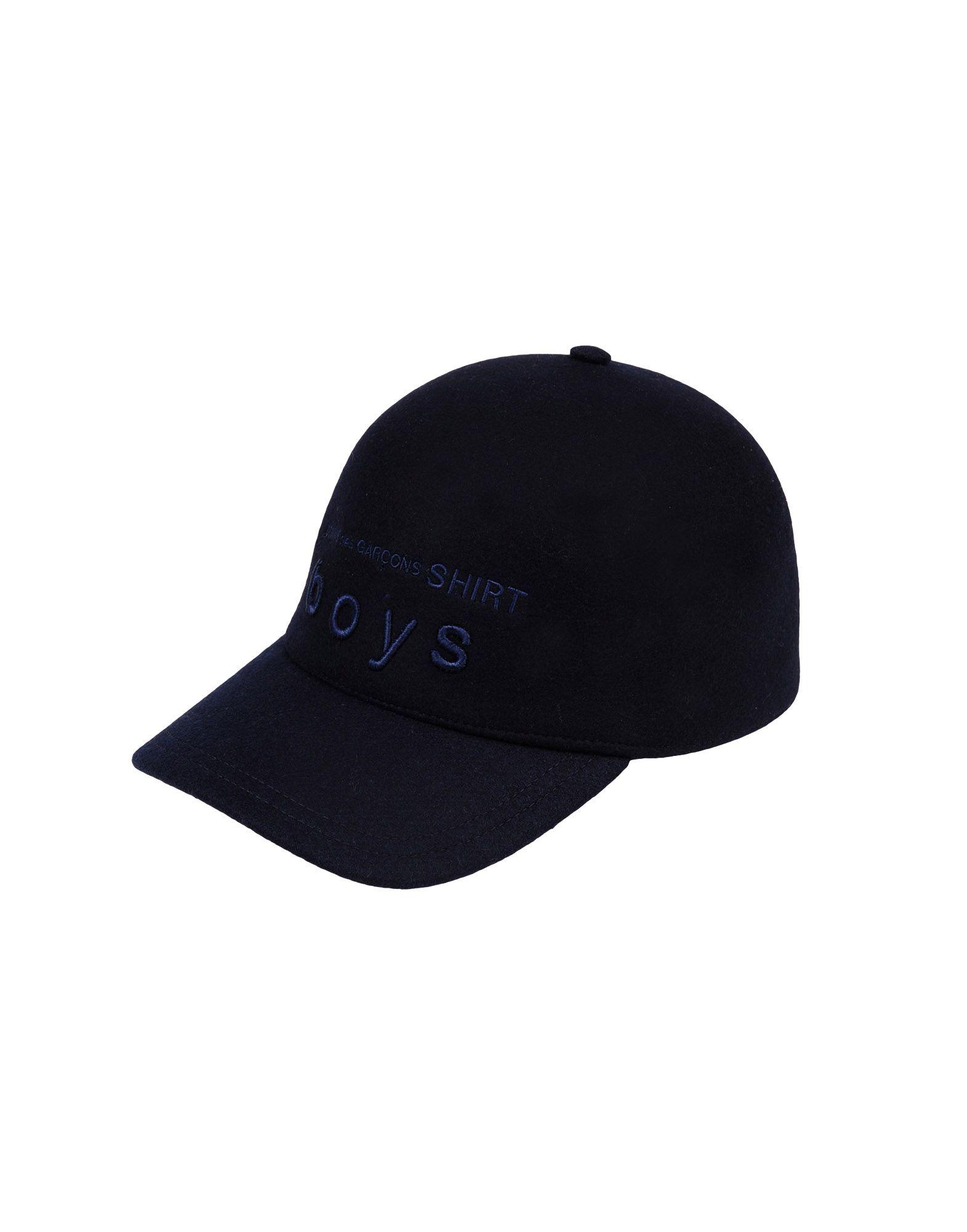 0ed76382b5e Comme Des Garçons Shirt Hat - Men Comme Des Garçons Shirt Hats online on  YOOX United States - 46571770LA